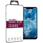 9H Tempered Glass Screen Protector for Nokia 8.1 - Clear
